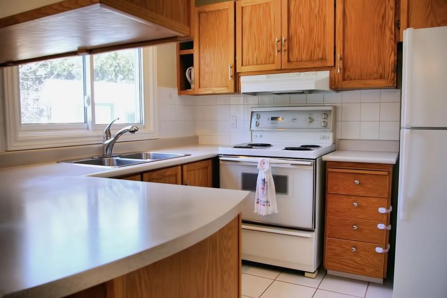 123 Design Drive - Kitchen