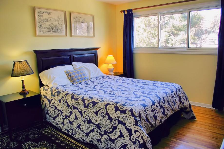 123 Design Drive - Master Bedroom